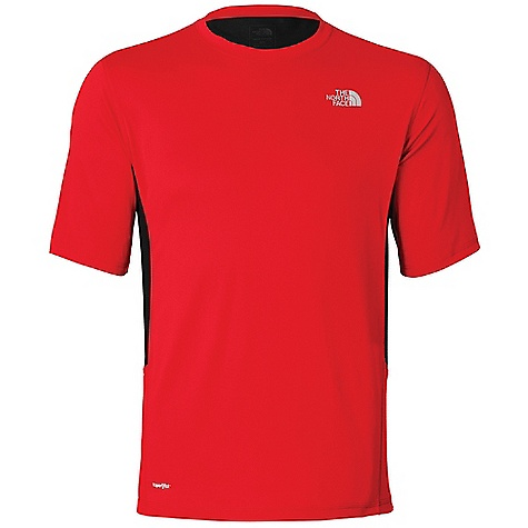 photo: The North Face Men's Dirt Merchant Jersey short sleeve performance top