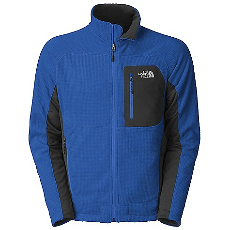 photo: The North Face Men's Quantum Jacket fleece jacket