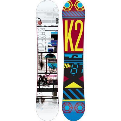 K2 Raygun Snowboard 150 - Men's