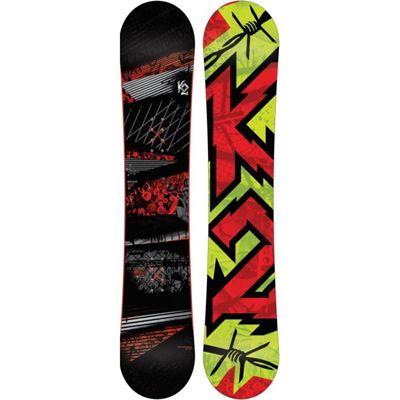 K2 Brigade Snowboard 152 - Men's
