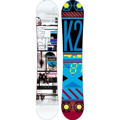 K2 Raygun Snowboard 153 - Men's