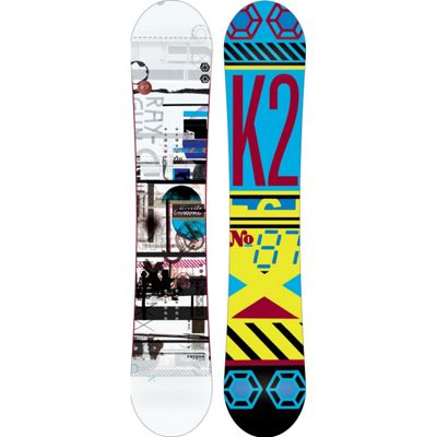 K2 Raygun Snowboard 156 - Men's
