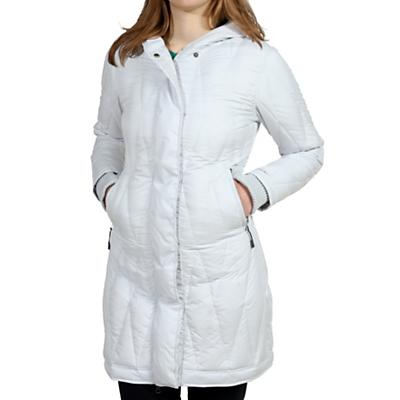 Moosejaw Women's Jacquelyn Block Long Down Jacket