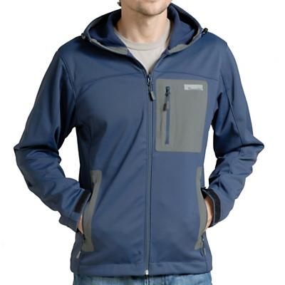 Moosejaw Men's Scruffy Casella Hooded Softshell Jacket