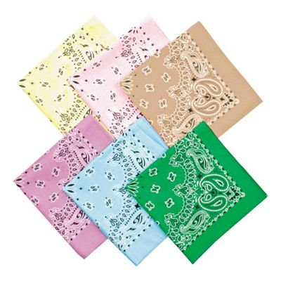 Liberty Mountain Carolina Bandanas - Light