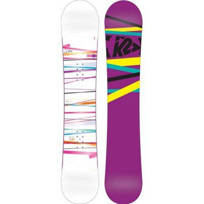 K2 First Lite Snowboard 142 - Women's