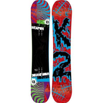 K2 WWW Snowboard 142 - Boy's