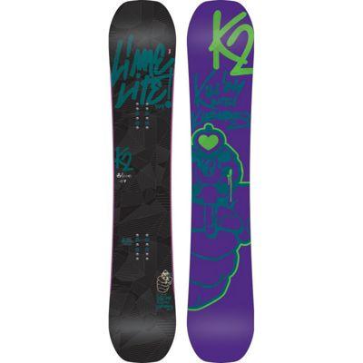 K2 Lime Lite Snowboard 149 - Women's