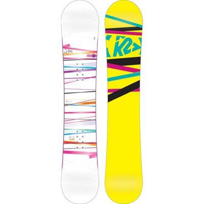 K2 First Lite Snowboard 150 - Women's