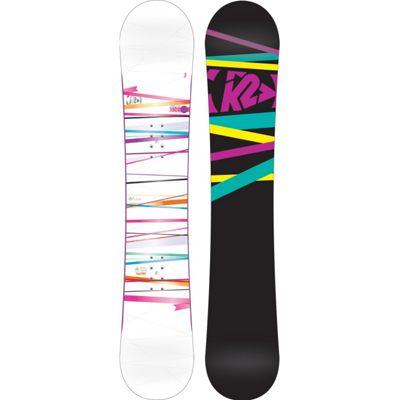 K2 First Lite Snowboard 154 - Women's