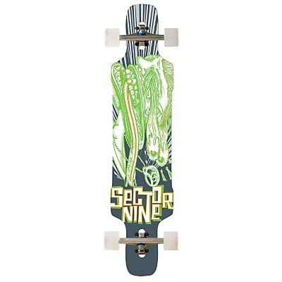Sector 9 Eye Dropper Platinum Longboard Complete 9.6x41.8In
