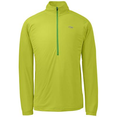 Outdoor Research Men's Echo LS Zip Tee