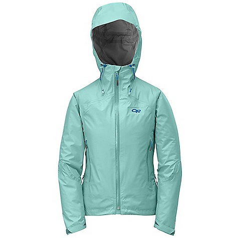 photo: Outdoor Research Women's Paladin Jacket waterproof jacket