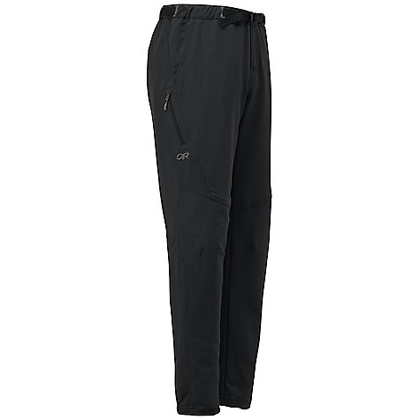 photo: Outdoor Research Men's Supercharger Pant soft shell pant
