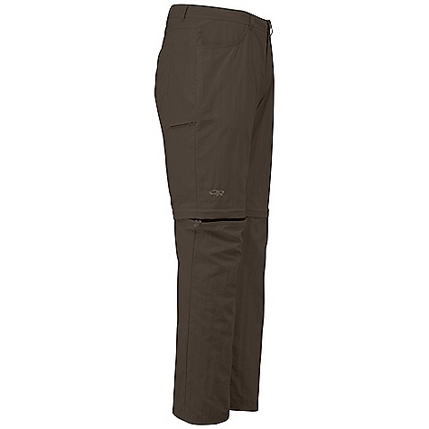 photo: Outdoor Research Treadway Convert Sentinel Pants hiking pant