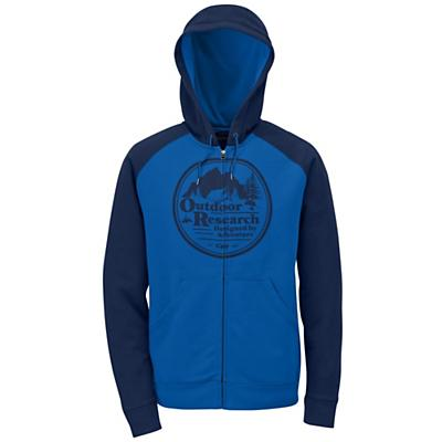 Outdoor Research Men's Vintage Camp Zip Hoody