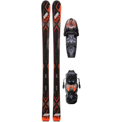 K2 Bolt Jr Skis w/ Marker Fastrak2 7.0 Bindings - Kid's