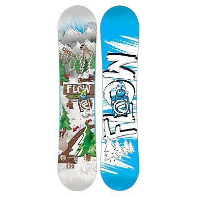 Flow Micron Mini Snowboard 110 - Kid's