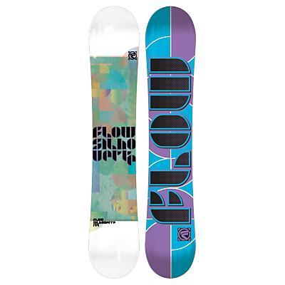 Flow Silhouette Snowboard 144 - Women's
