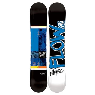 Flow Merc Wide Snowboard 156 - Men's