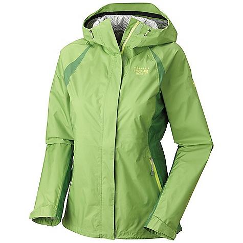 photo: Mountain Hardwear Men's Alkane Jacket waterproof jacket