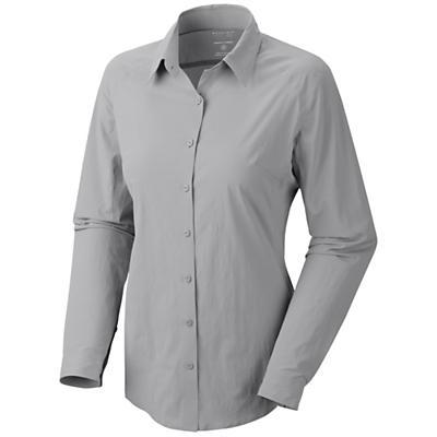 Mountain Hardwear Women's Coralake Supreme LS Shirt