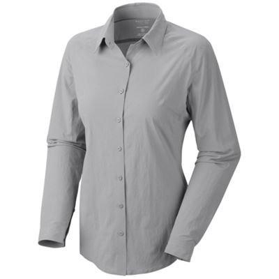 Mountain Hardwear Women's Coralake Supreme LS Shirt