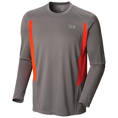 Mountain Hardwear Men's Double Wicked LS T