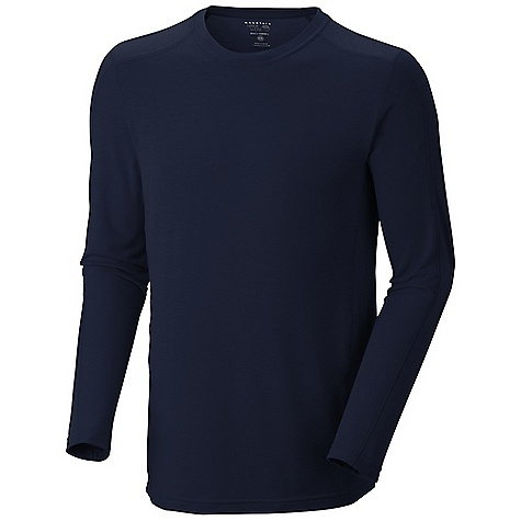 photo: Mountain Hardwear Dryhiker L/S T long sleeve performance top