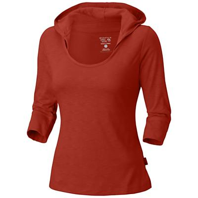 Mountain Hardwear Women's LochVale Slub Long Sleeve Hoody