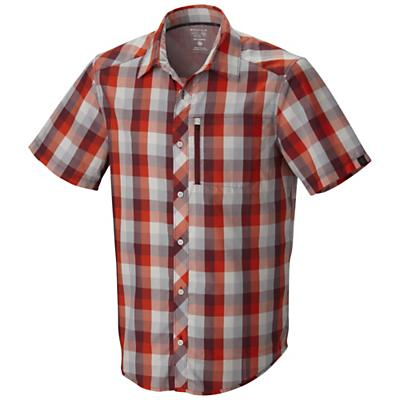 Mountain Hardwear Men's Mac Loud SS Shirt