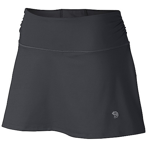 photo: Mountain Hardwear Mighty Power Skort