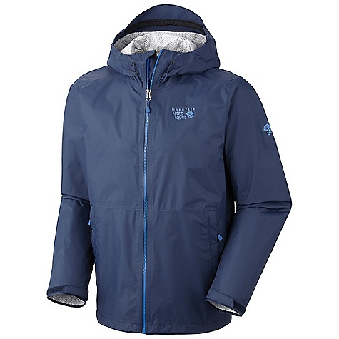 photo: Mountain Hardwear Plasmic Jacket waterproof jacket