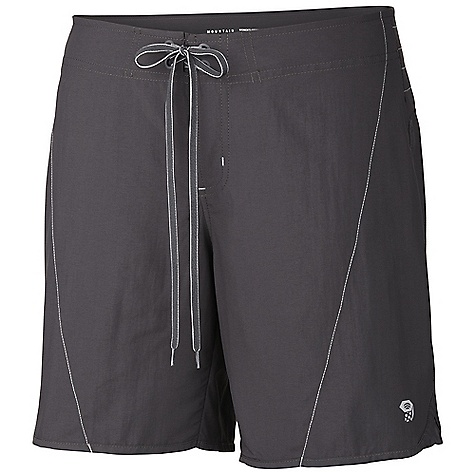 photo: Mountain Hardwear Ramesa Crossing Short hiking short