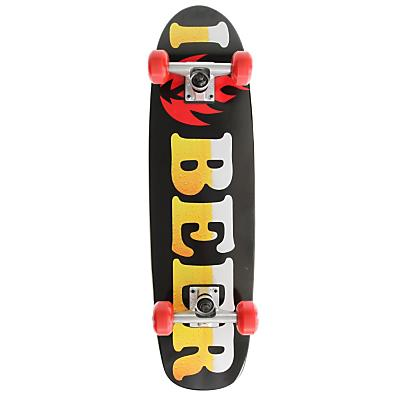 Black Label I Love Beer Ripper Longboard Complete