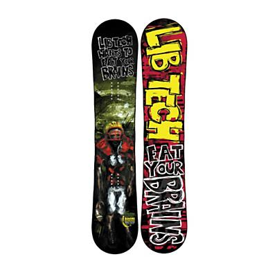 Lib Tech Burtner's Box Scratcher BTX Snowboard 147 - Men's