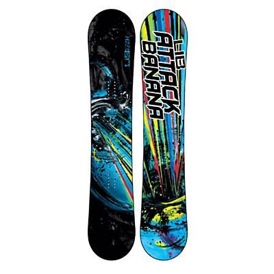 Lib Tech Attack Banana EC2BTX Snowboard 153 - Men's