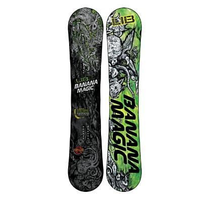Lib Tech Banana Magic BTX HP Wide Snowboard 162 - Men's