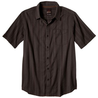 Prana Men's Agave SS Woven Top