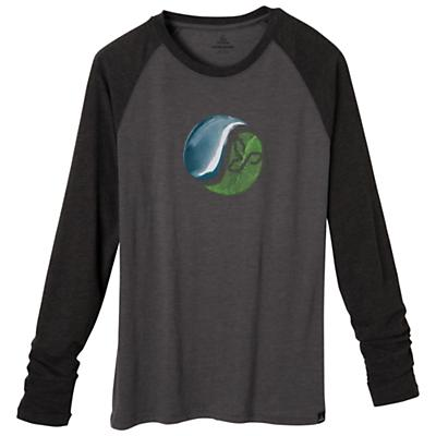 Prana Men's Earth Heather LS Tee