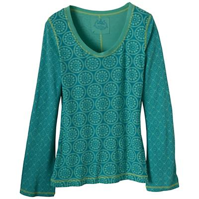 Prana Women's Lisette LS Top