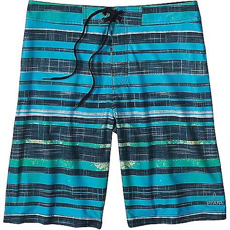 Prana Men's Sediment Short Baja Blue
