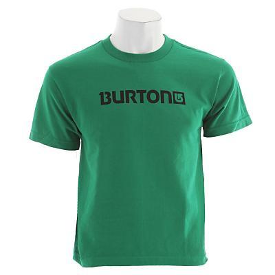 Burton Logo Horizontal T-Shirt - Kid's
