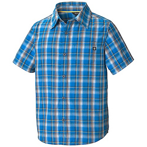 photo: Marmot Alder SS Top hiking shirt