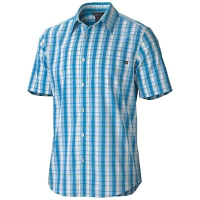 Marmot Men's Claremont Plaid SS Top