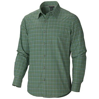 Marmot Men's Cordova Plaid LS Top