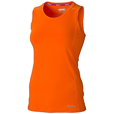 photo: Marmot Crissy Tank short sleeve performance top