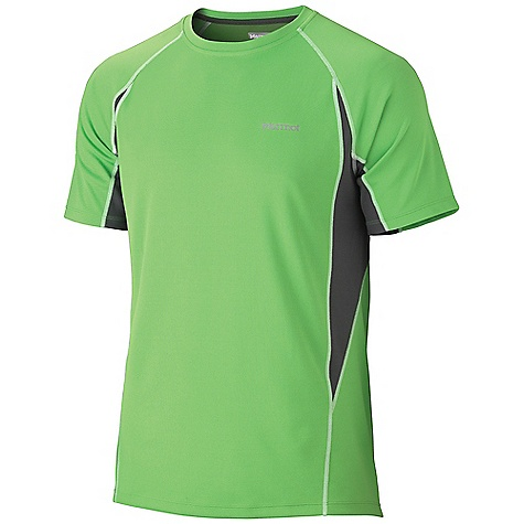 photo: Marmot Cypher SS short sleeve performance top