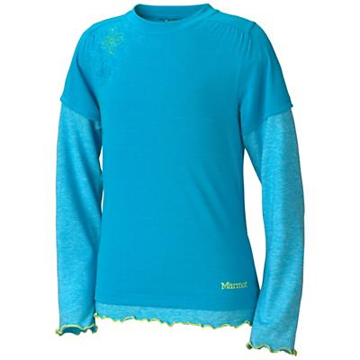 Marmot Girls' Dani LS Top