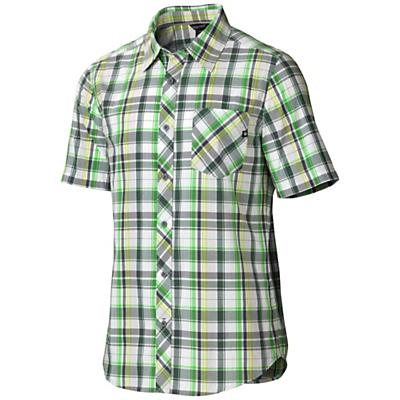 Marmot Men's Dexter Plaid SS Top